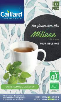MELISSE OFFICINALE BIO